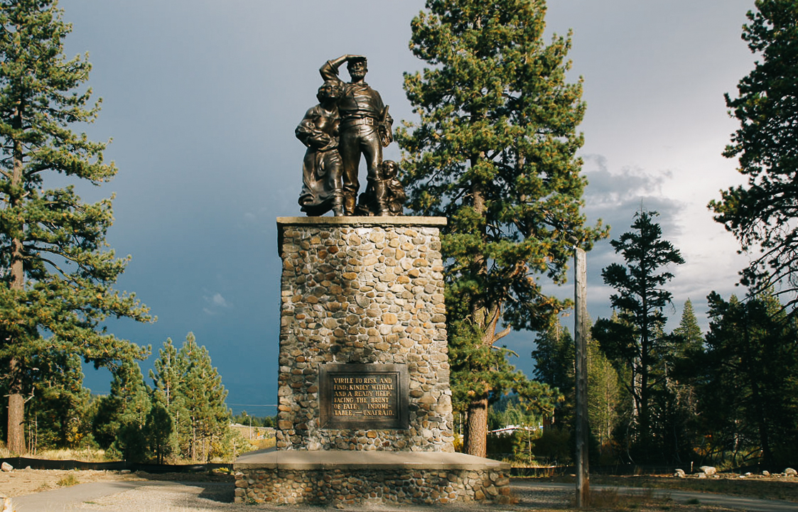 Donner Party Truckee