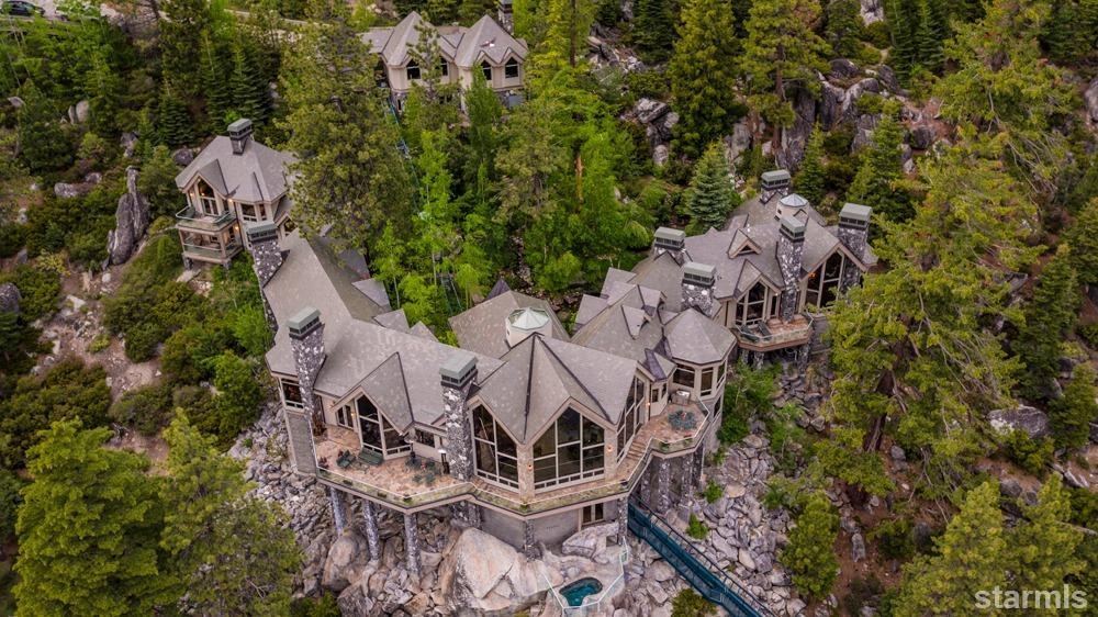 lake tahoe's most expensive house