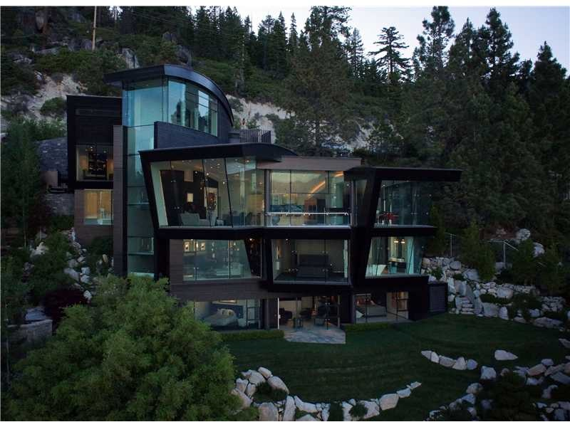 The Cliff House -