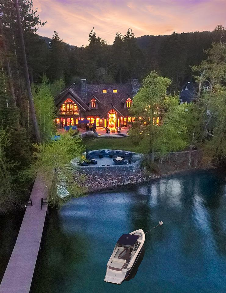 Base Camp Lake Tahoe -