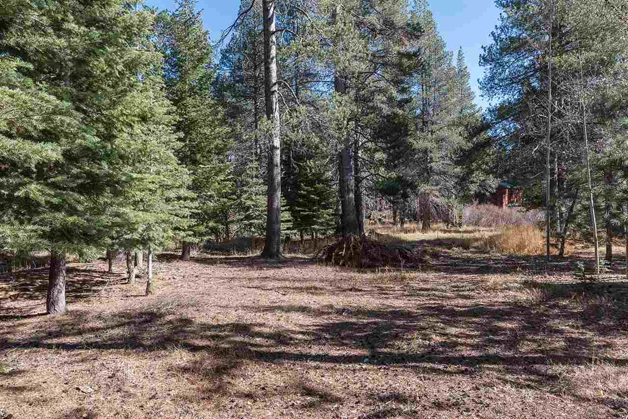SOLD! Gorgeous Tahoe Donner Lot