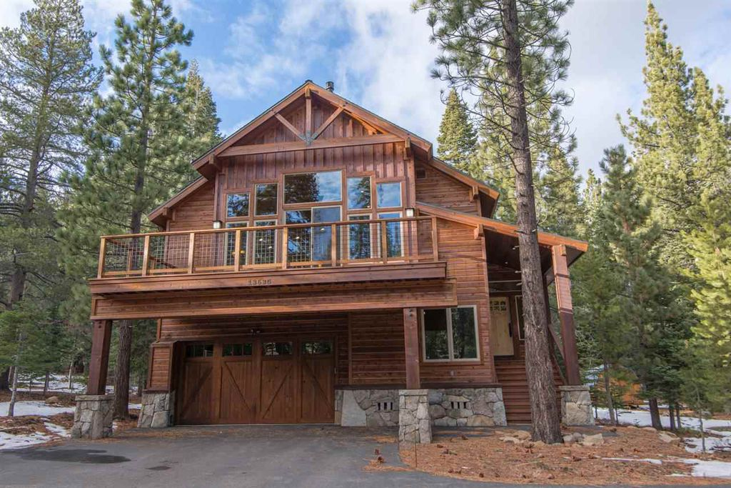 Tahoe Donner Home