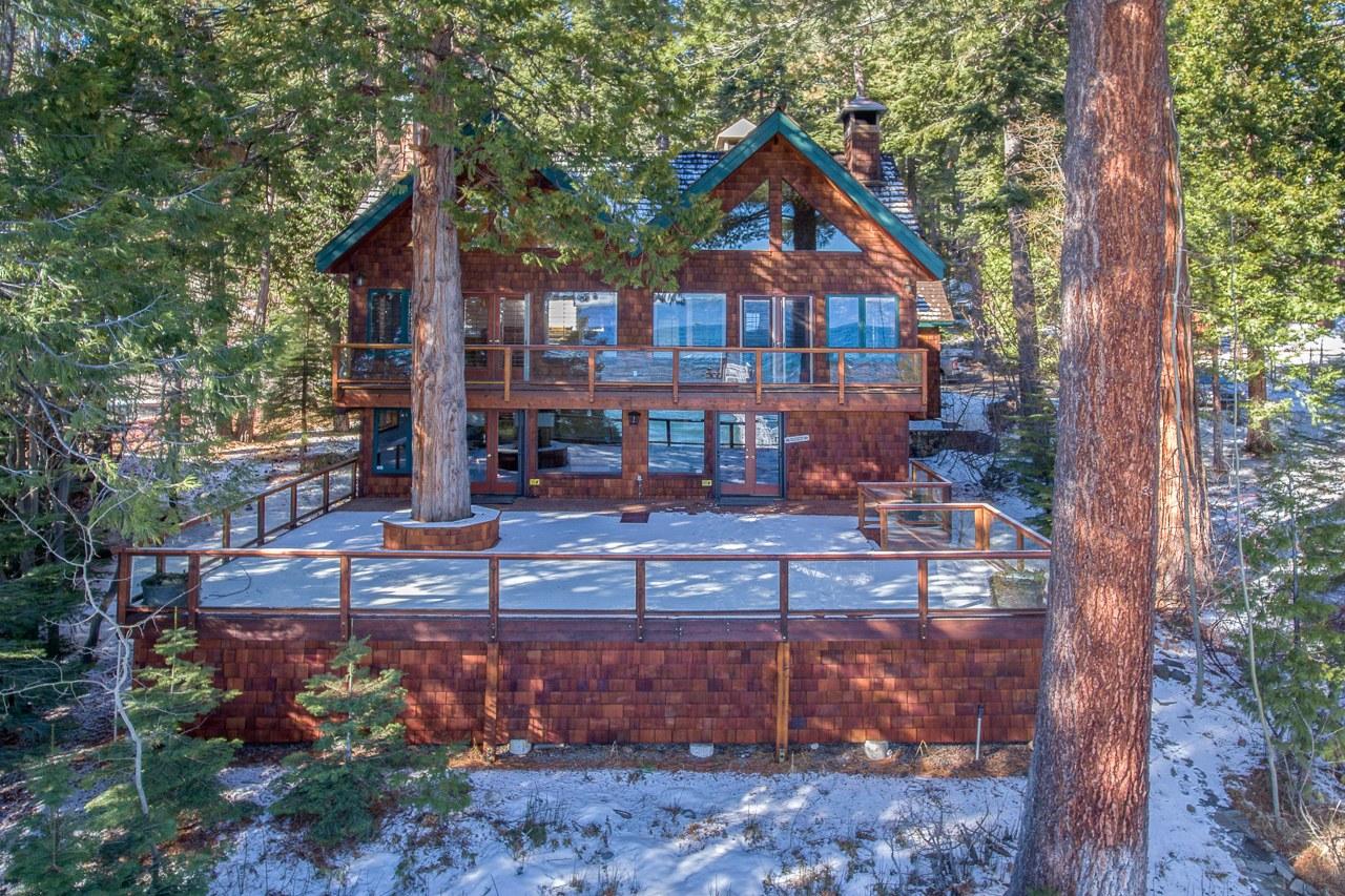 Lake Tahoe Private Estate