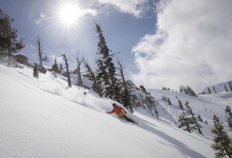 Photo: Squaw Alpine