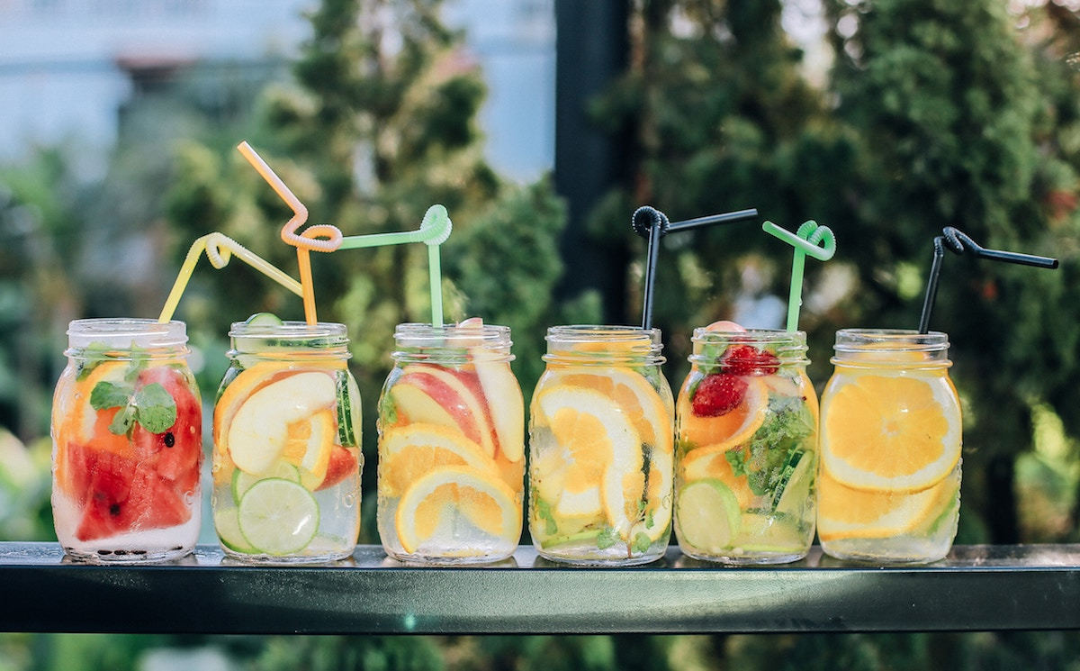 Summer Refreshments, photo from  The Kitchen