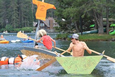 Will your wooden boat make it?! Photo from  website .