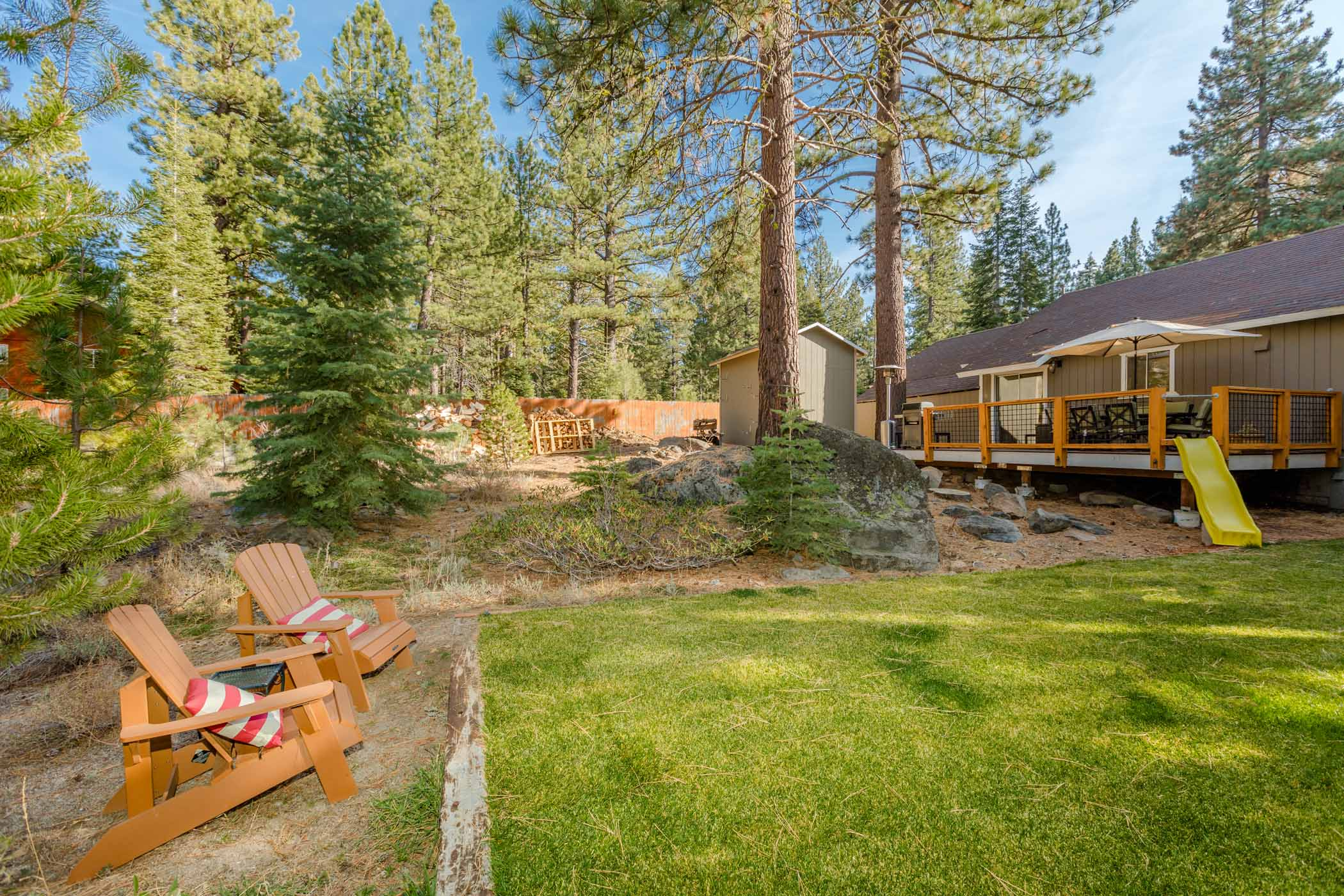 SOLD! Beautiful Truckee Home
