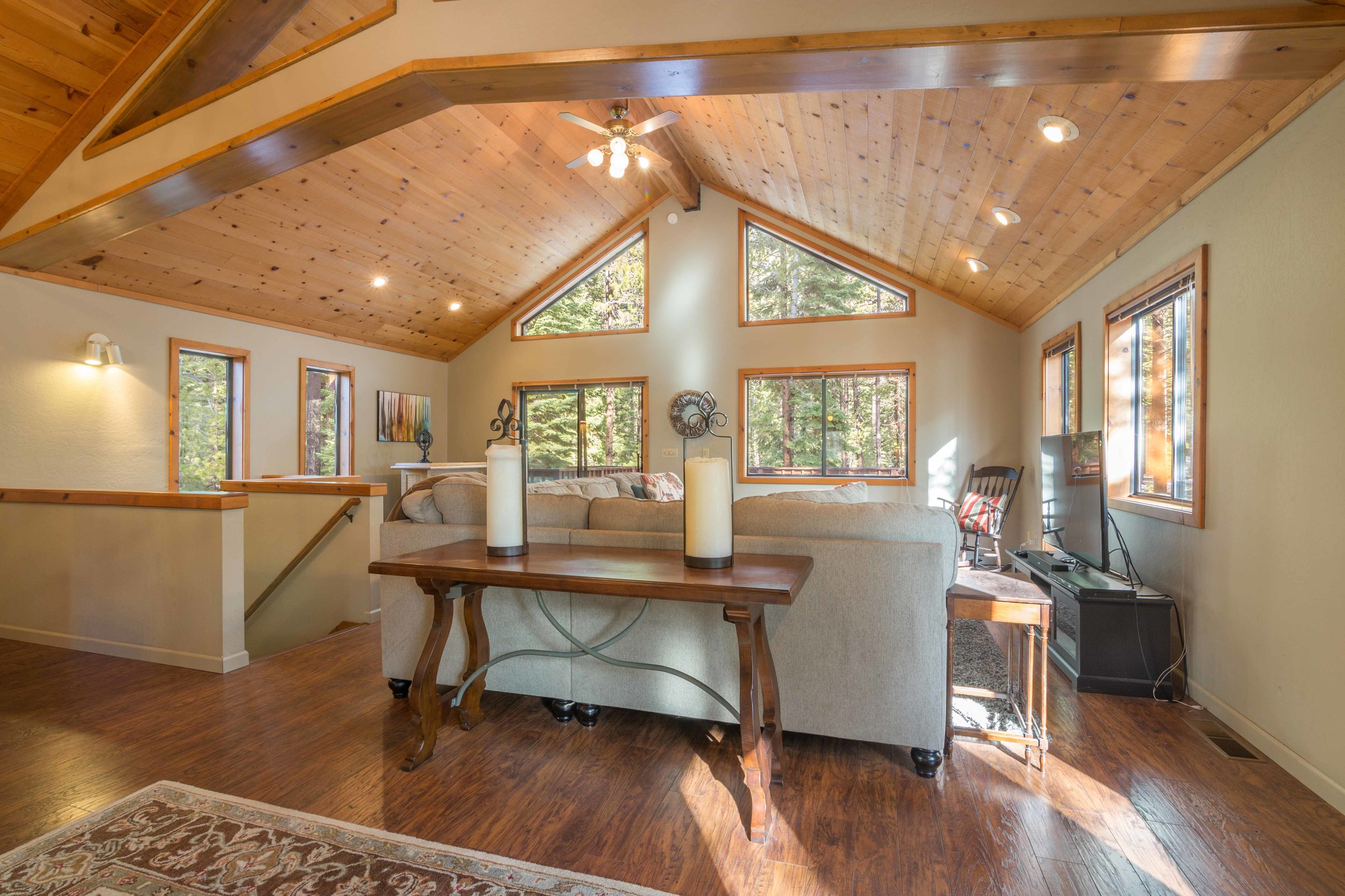SOLD! Perfect Mountain Retreat