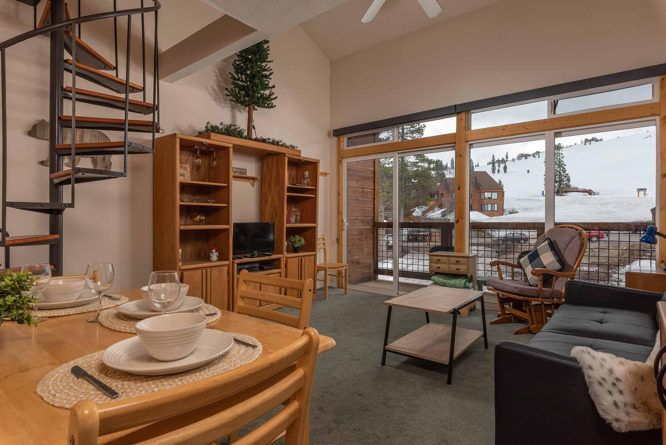 CONTINGENT! Tahoe Donner Escape Under $200k