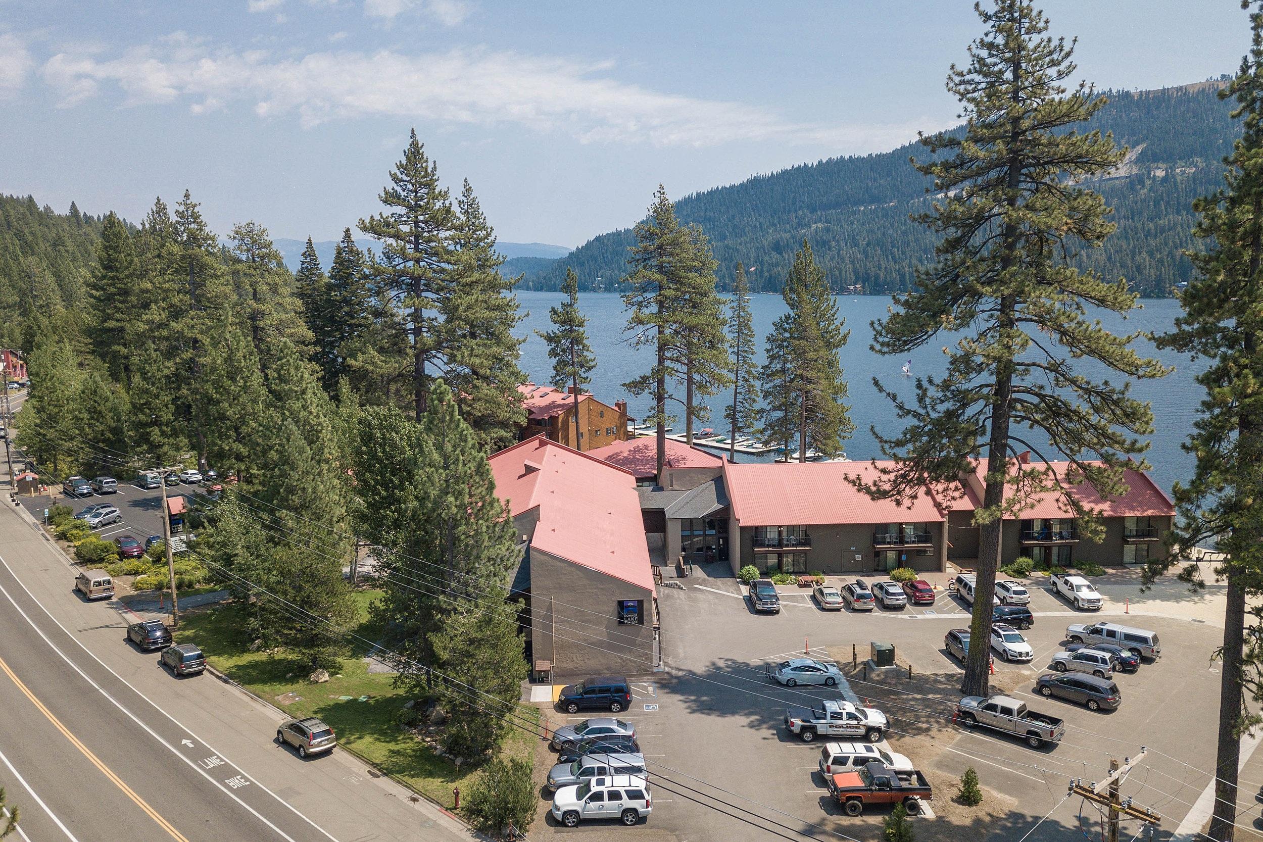 Donner Lake Village Condo Under $200k