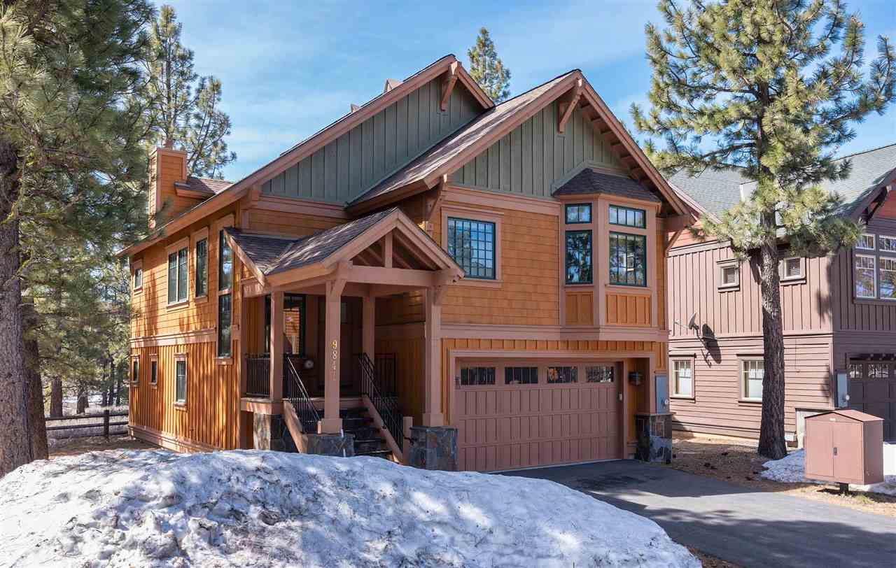 IN ESCROW! Truckee Home Close to Town