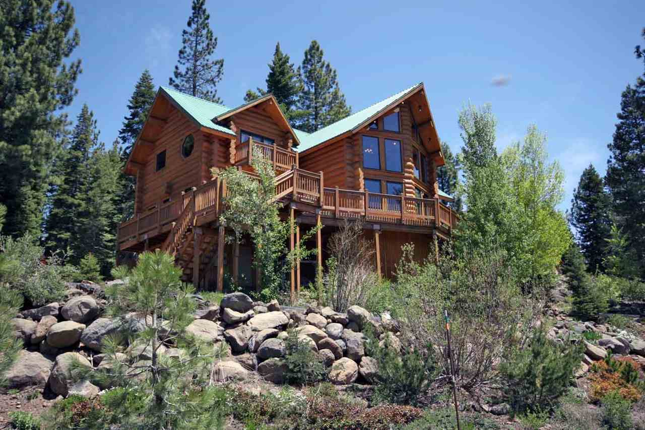A Dream Home in Tahoe Donner