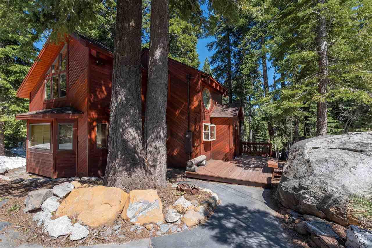 Impressive Tahoe Donner Home