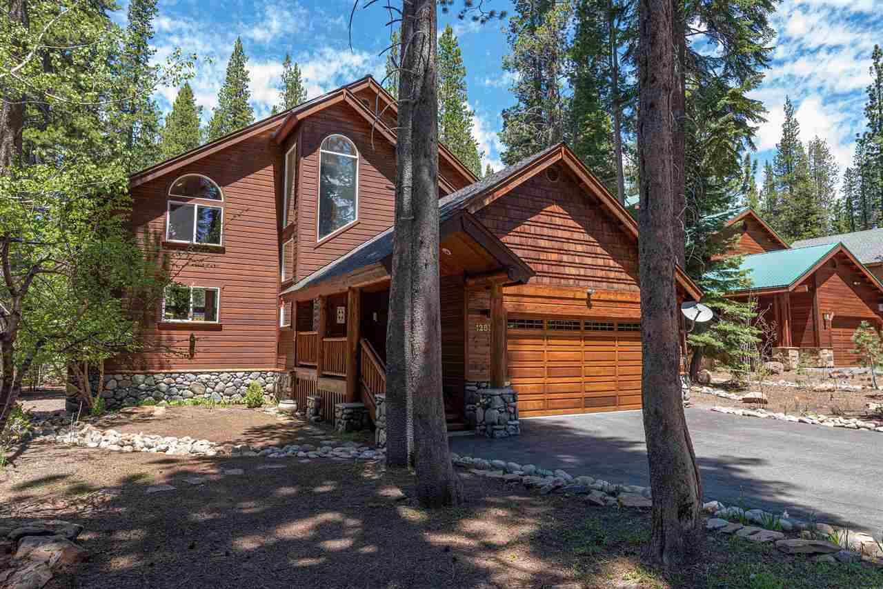 Tahoe Donner Golf Course Home