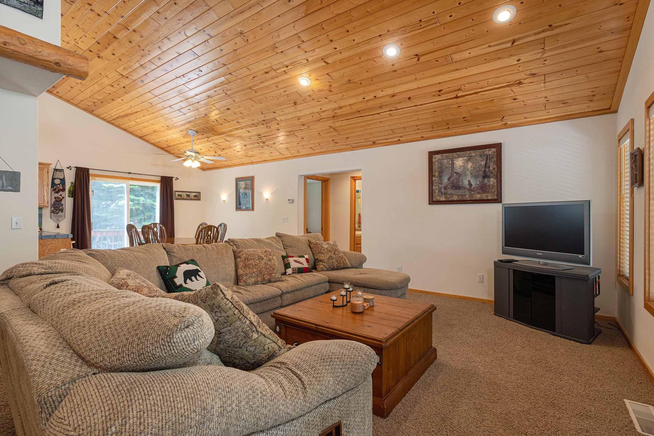Tahoe Donner Home Under $600k