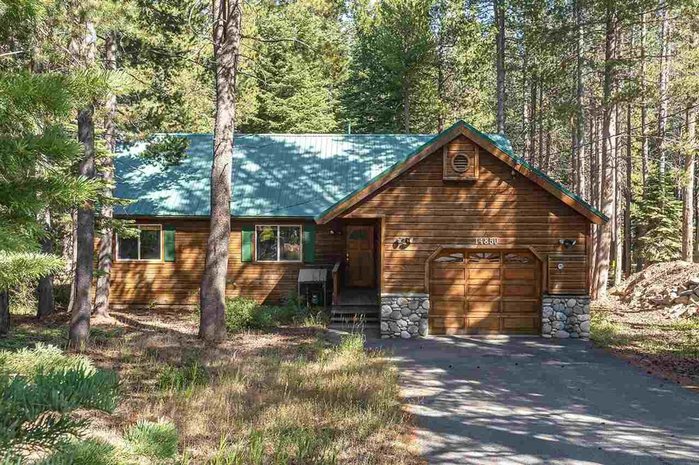 Charming Tahoe Donner Home Under $550k