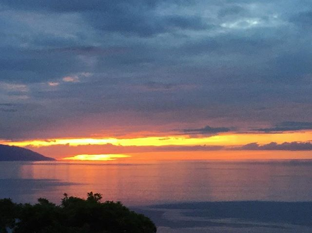 Come get your fix of sunsets and ocean views #puertovallarta