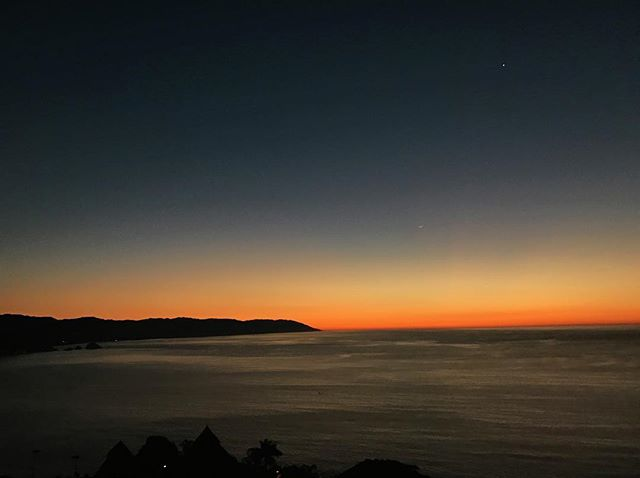 It's nights like these that make you never want to leave. #puertovallarta