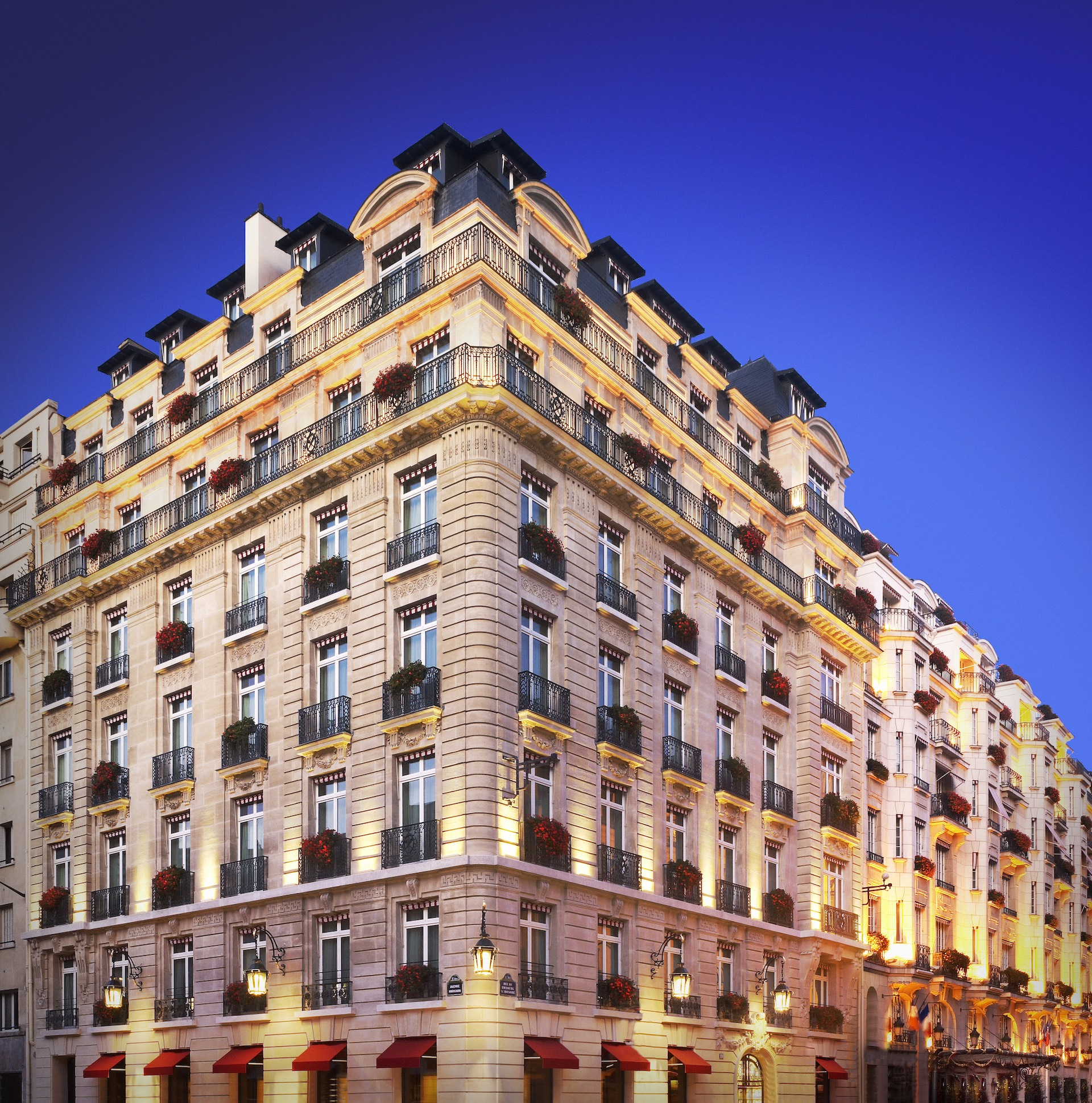 Le Bristol Paris, Paris