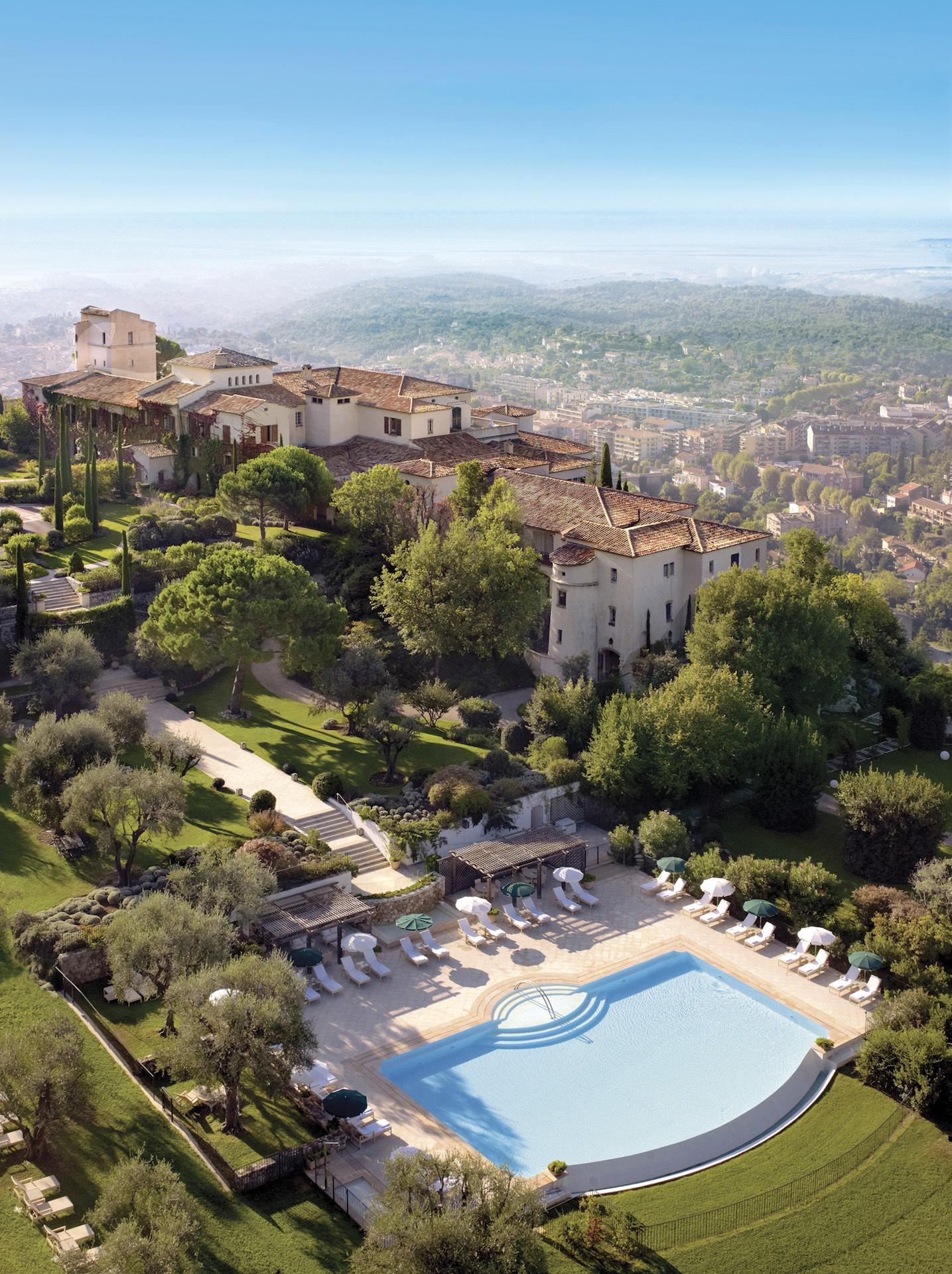 Château Saint-Martin & Spa, Vence French Riviera