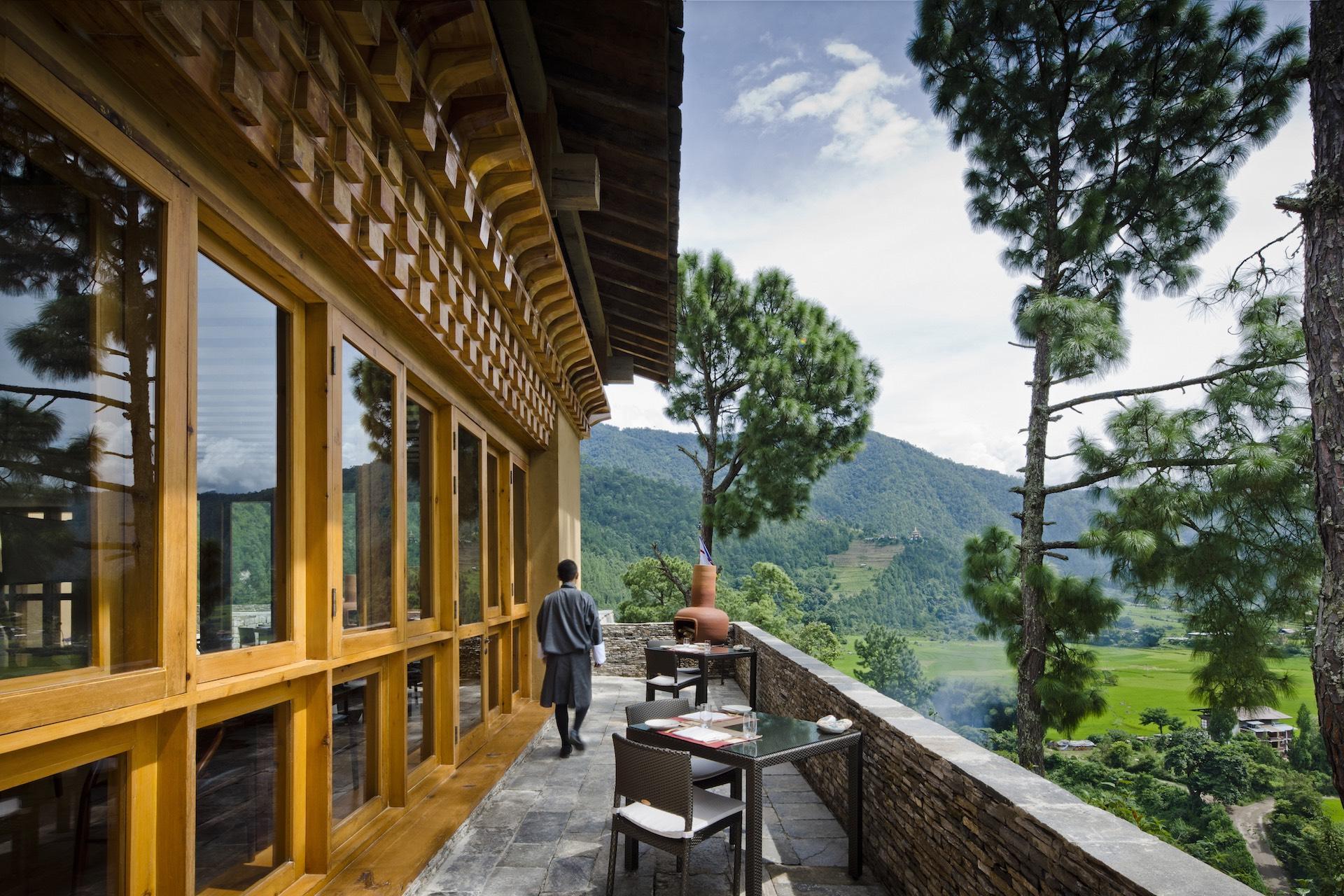 Uma Punakha, Bhutan