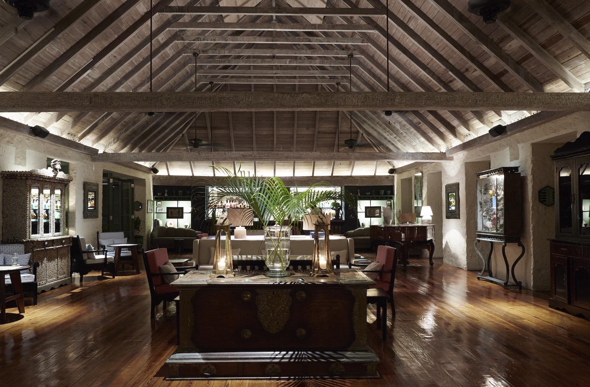 Cotton House Mustique, Mustique Island