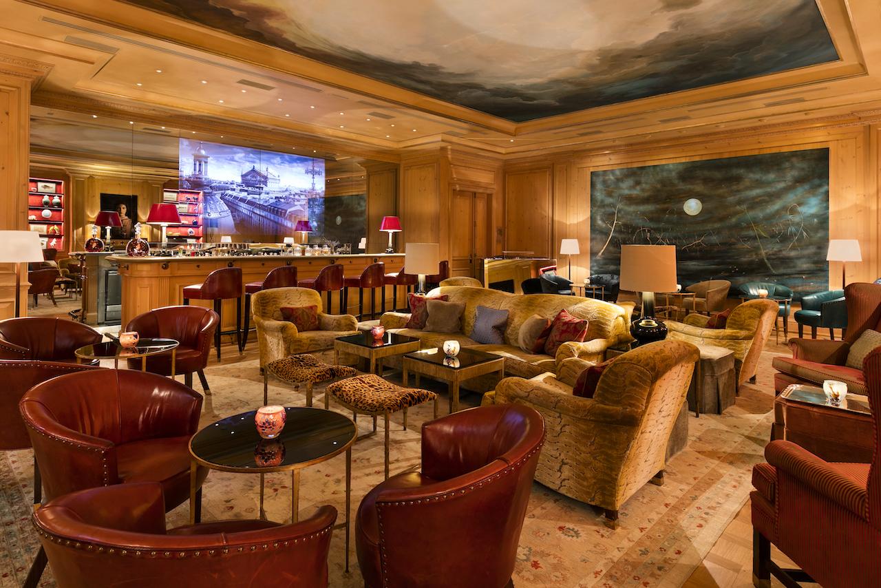 Le Bar du Bristol @ Le Bristol, Paris