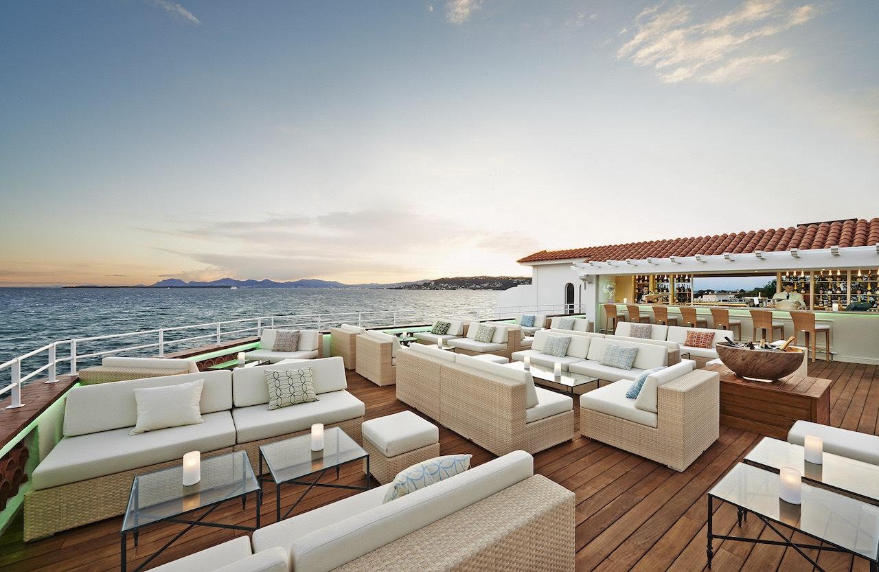Eden Roc Champagne Lounge @ Hotel du Cap-Eden-Roc, Antibes