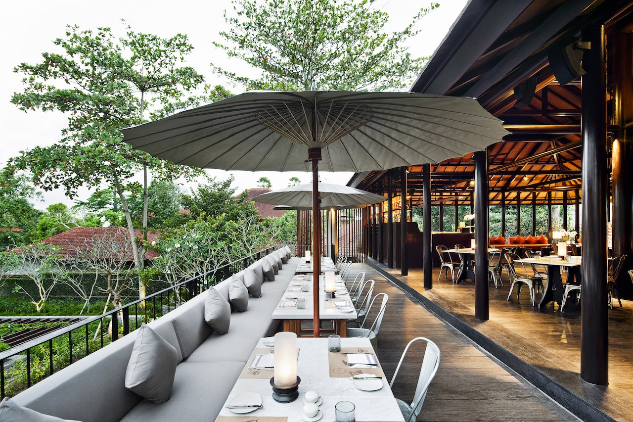 Uma Cucina @ Uma Ubud, Bali
