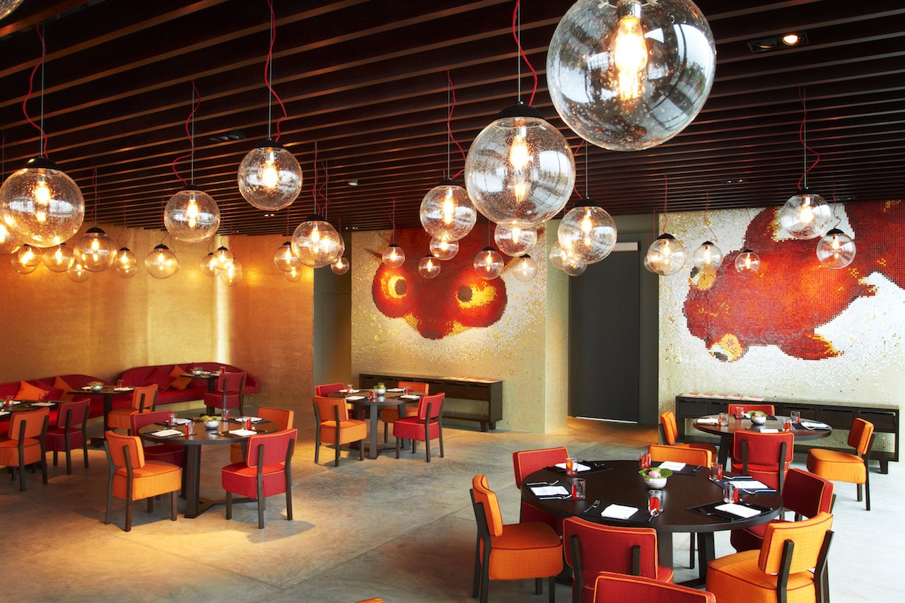Nahmyaa Restaurant @ COMO Point Yamu, Phuket