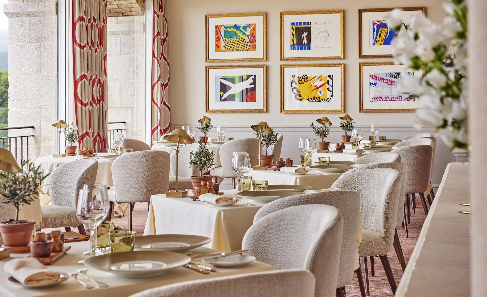 Le Saint-Martin @ Chateau Saint-Martin & Spa