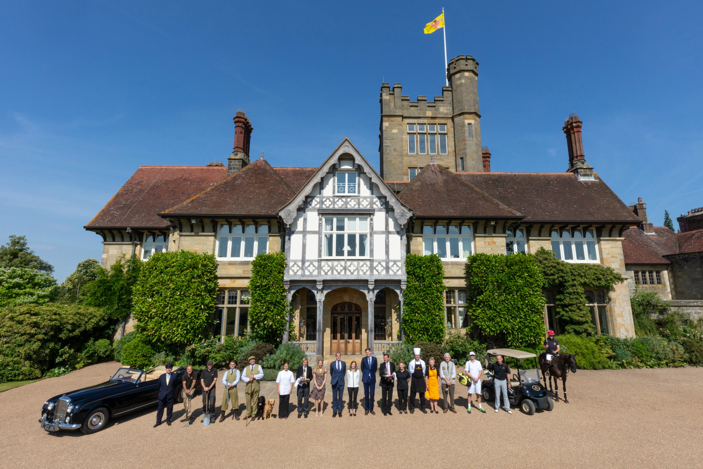 Cowdray House, Masterpiece Estates
