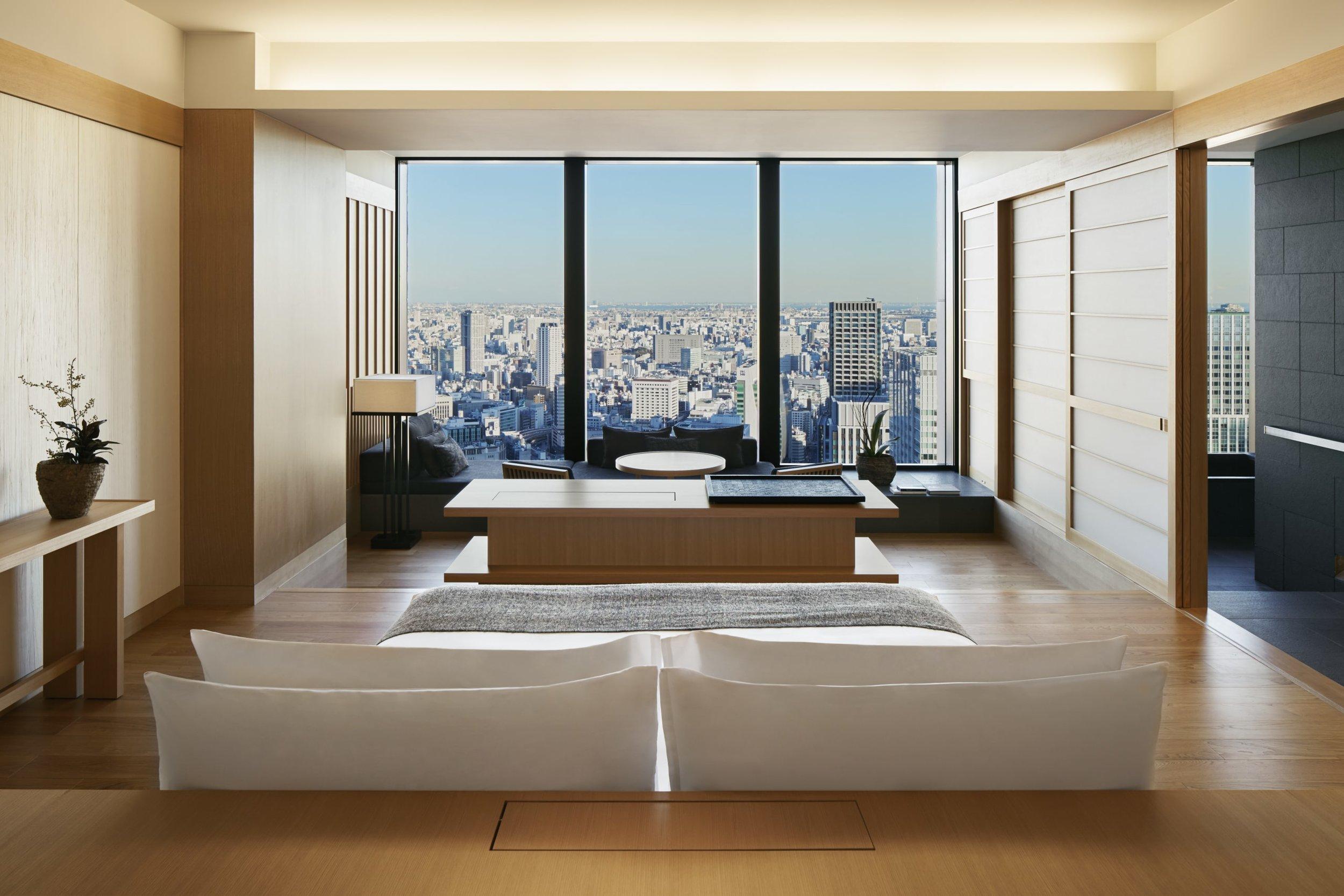 Aman Tokyo, Japan