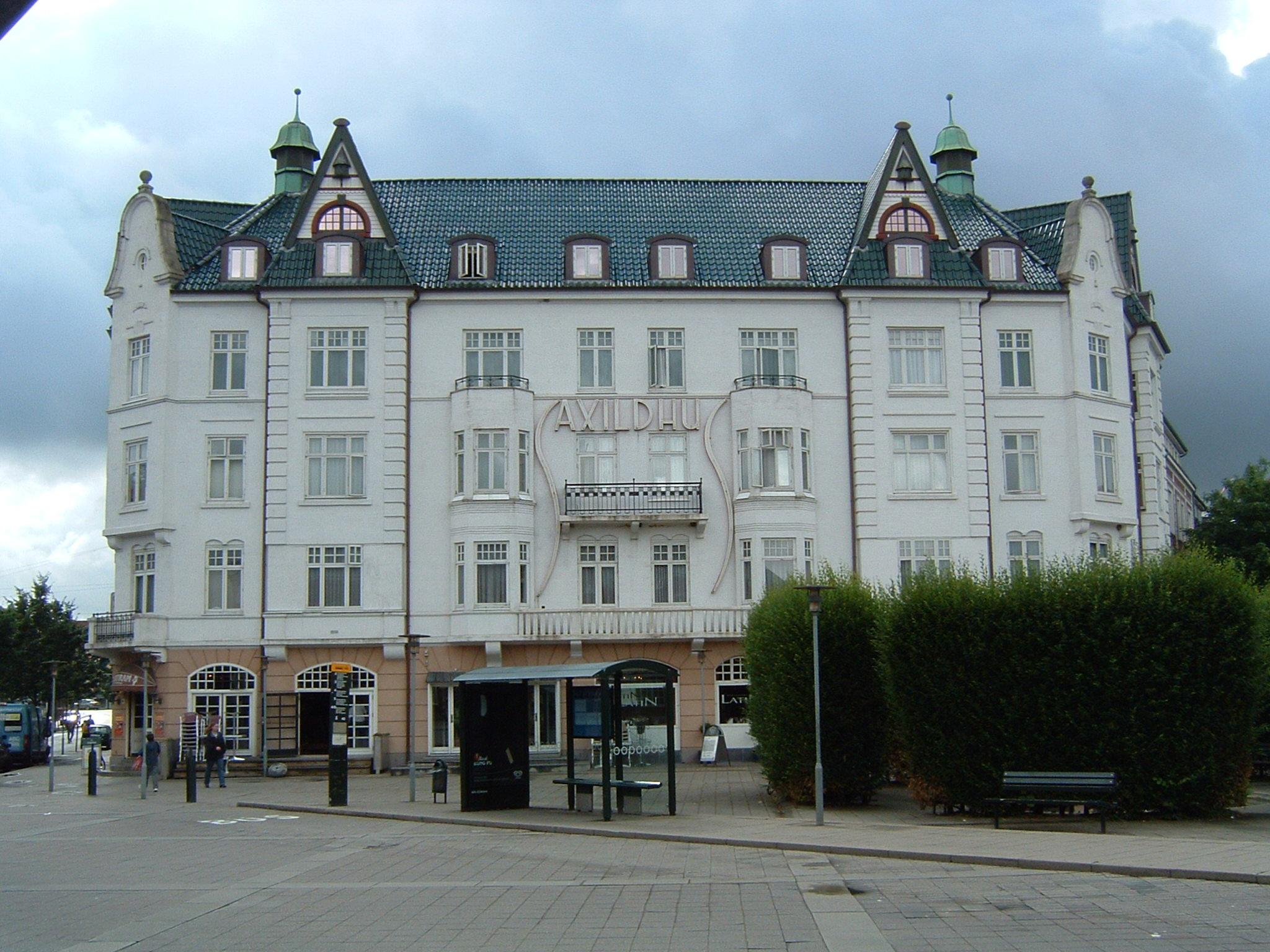 Danish Inns, Hotels & Manors