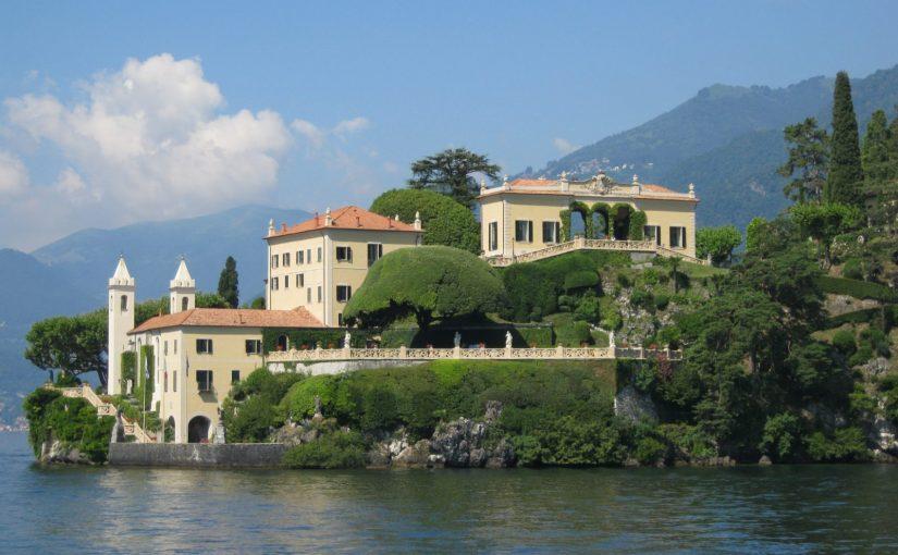 Italy Lake Como Golf Villa Balbianello