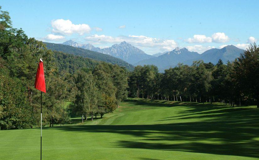 Villa D'Este Italian Lakes golf course