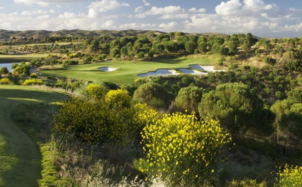 Monte Rei is located in the eastern Algarve among a rugged landscape studded with cork oak and olive trees. The course is within striking distance of the coast and an assortment of resorts and amenities, although Sophisticated Golfer recommends staying in the on-site villas taking advantage of the excellent five-star clubhouse facilities. The undulating 18-hole par-72 layout is just one of a handful of Jack Nicklaus signature courses in Europe.