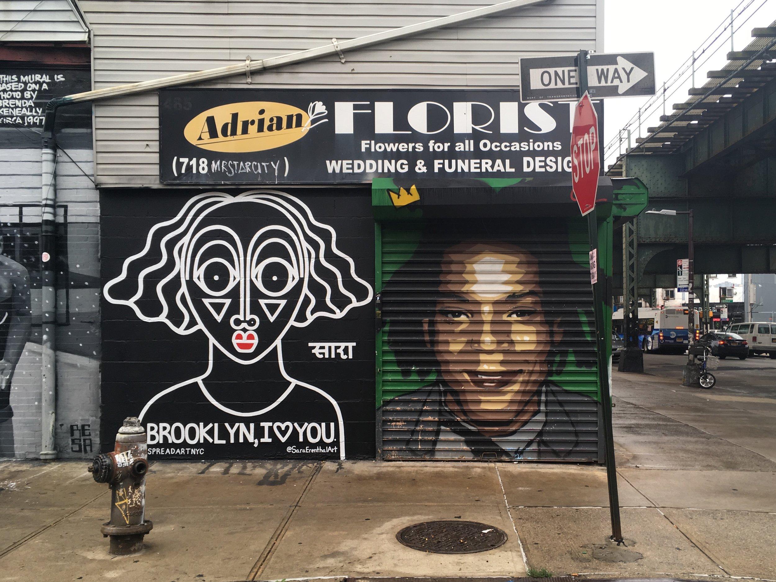 Brooklyn, I Love You.