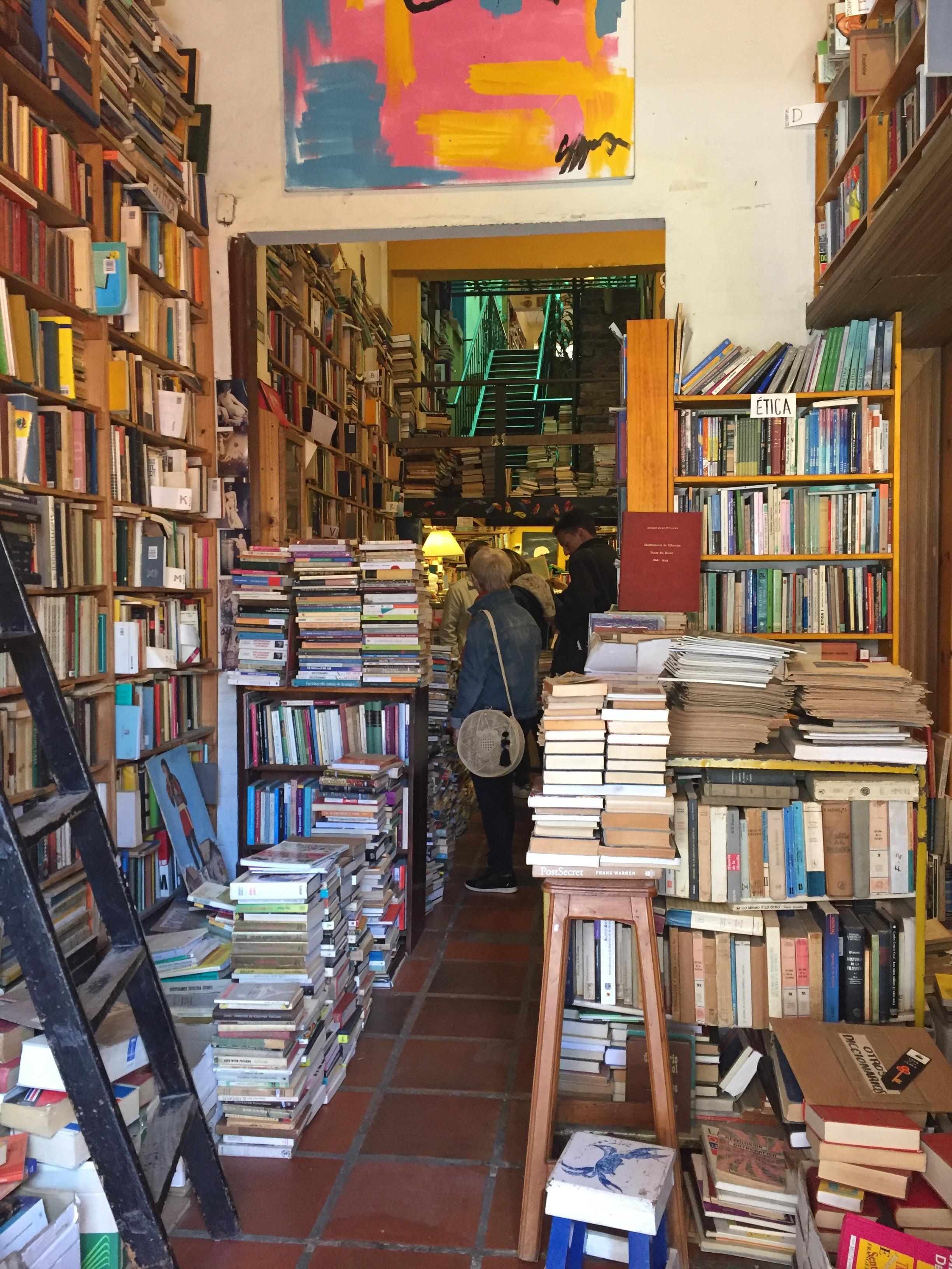 Librería Merlín
