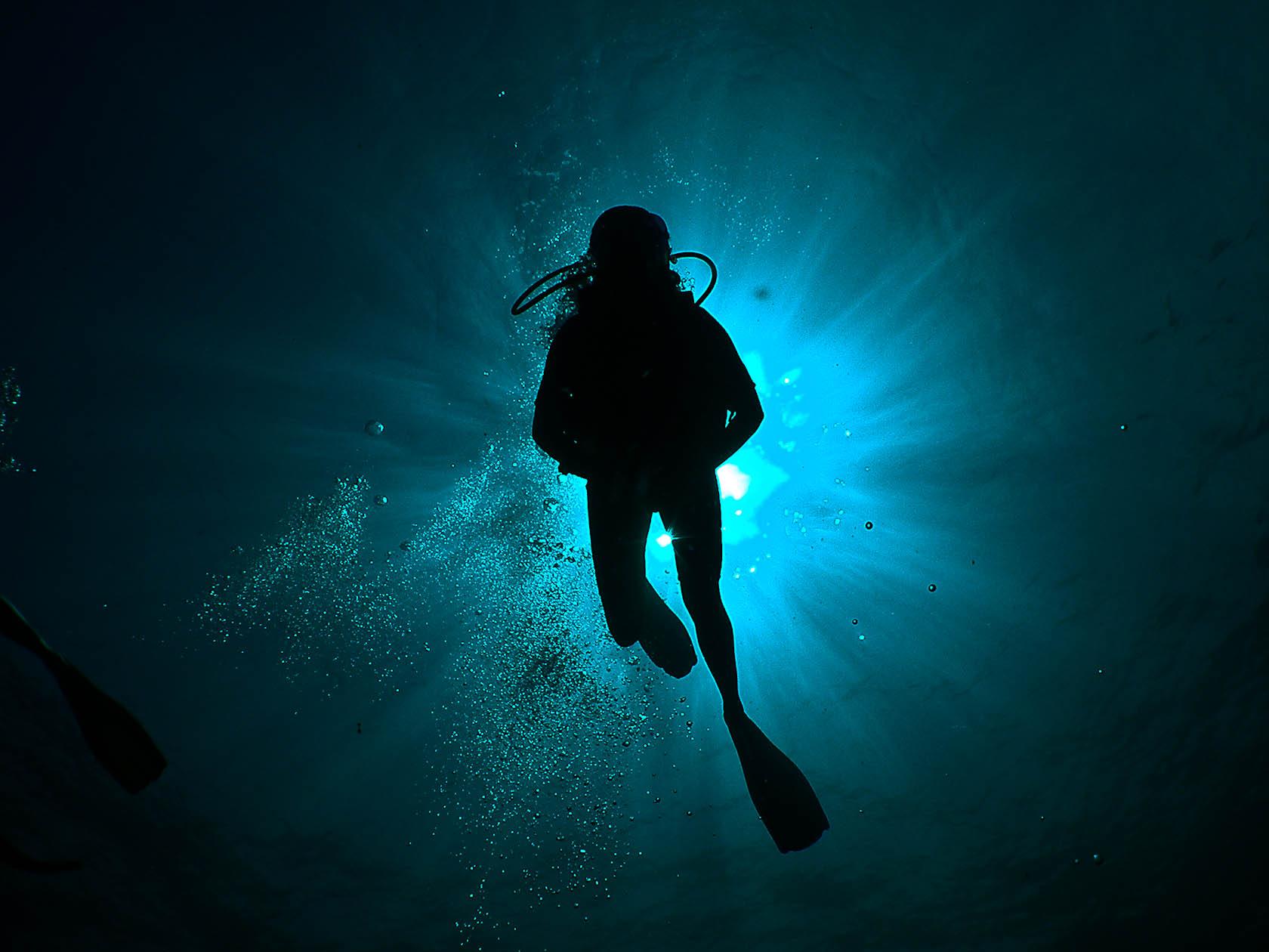 B.A. Diver