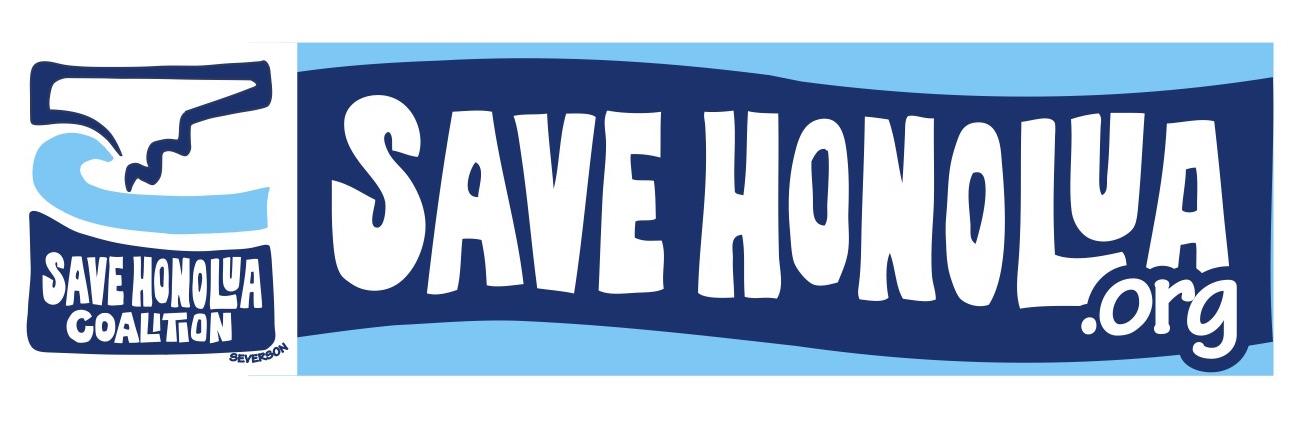 Save Honolua Coalition