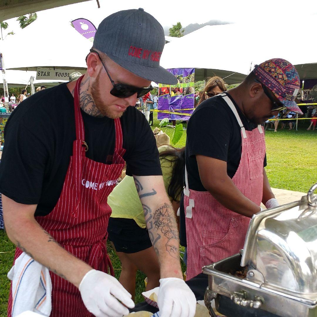 Chef Lawrence & Chef Sheldon Simeon