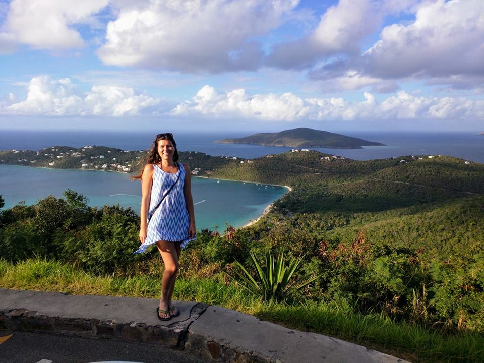 Drakes Seat, St Thomas, U.S. Virgin Islands