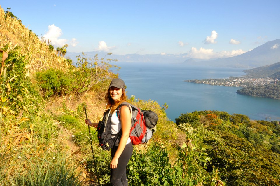 Backpacking across the highlands of Guatemala