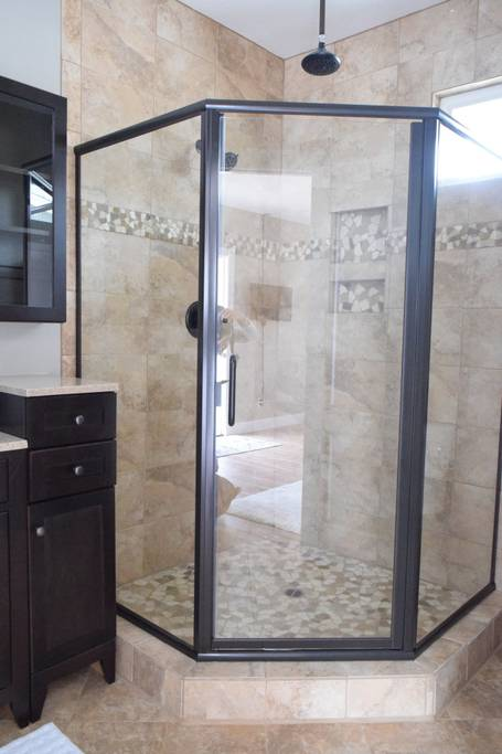 Gorgeous renovated bathroom