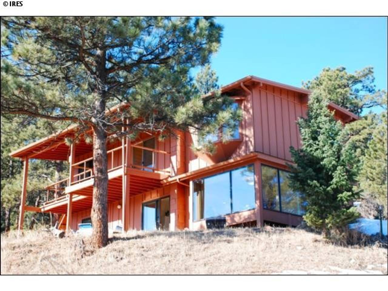 """Tim's - """"Great Boulder Mountain Home"""""""