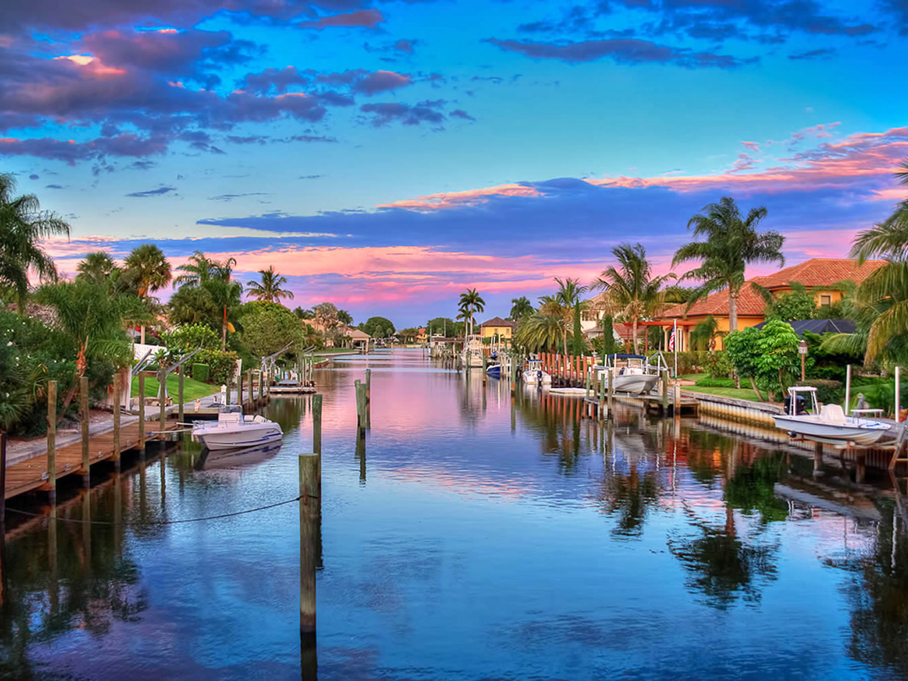 South Florida makes for a gorgeous getaway