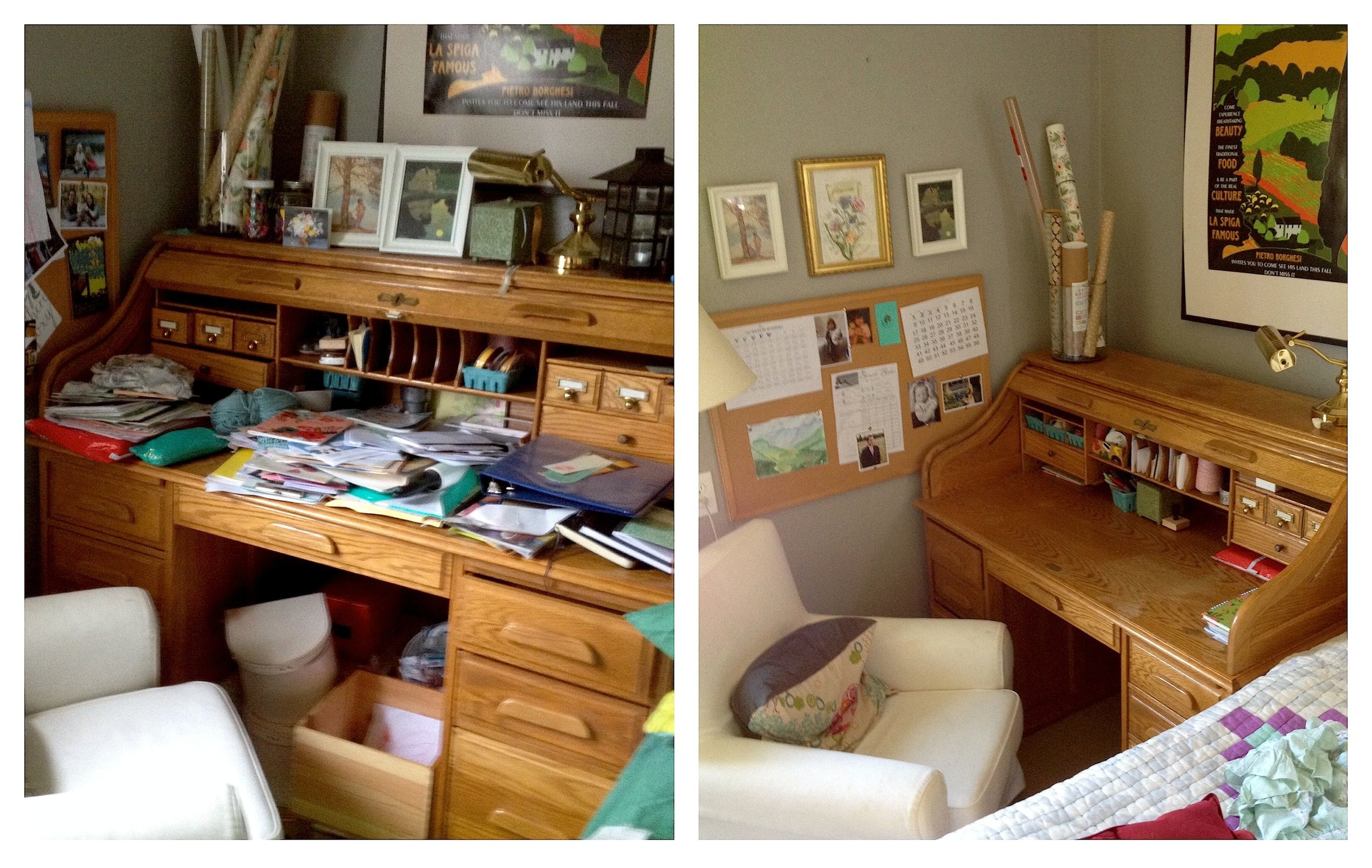 Before & Afters are such fun!