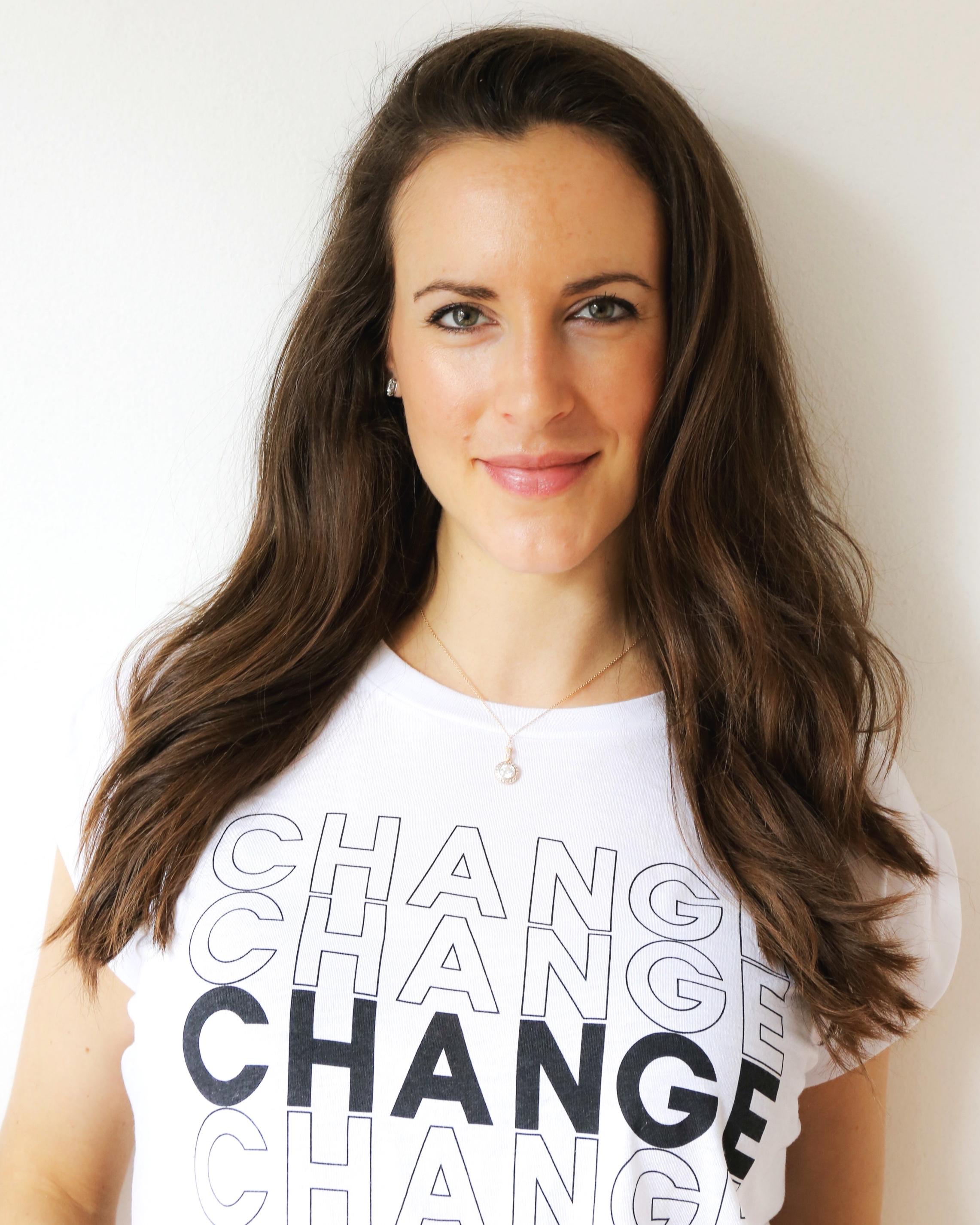 Photo by    Alexis Mera   . Shirt design by    Erin Halper   .