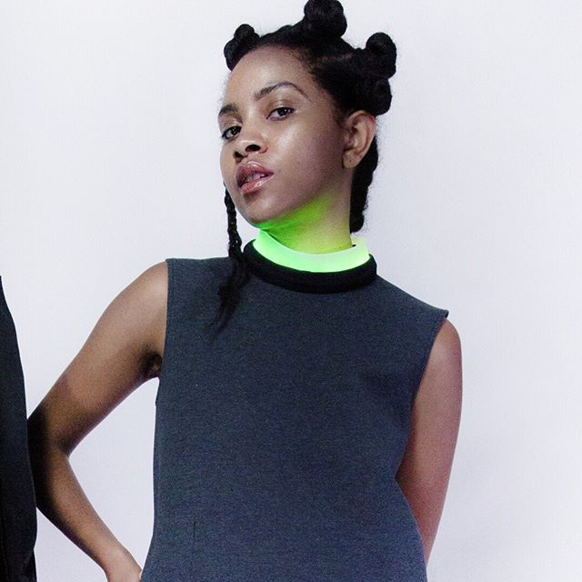 Show your true colors this pride month! 🌈  We are launching our sleeveless top from our Capsule Yi Collection 🎉  DM us to rent this look for your own pride party! ⠀⠀⠀⠀⠀⠀⠀⠀⠀ Model: @jazsalyn ⠀⠀⠀⠀⠀⠀⠀⠀⠀ #capsulecollection #madeinnyc #fashiontechnology #interactivefashion #interactivestreetwear #soundinteractive #capsuleyi #wearablemedia #newyorkcity